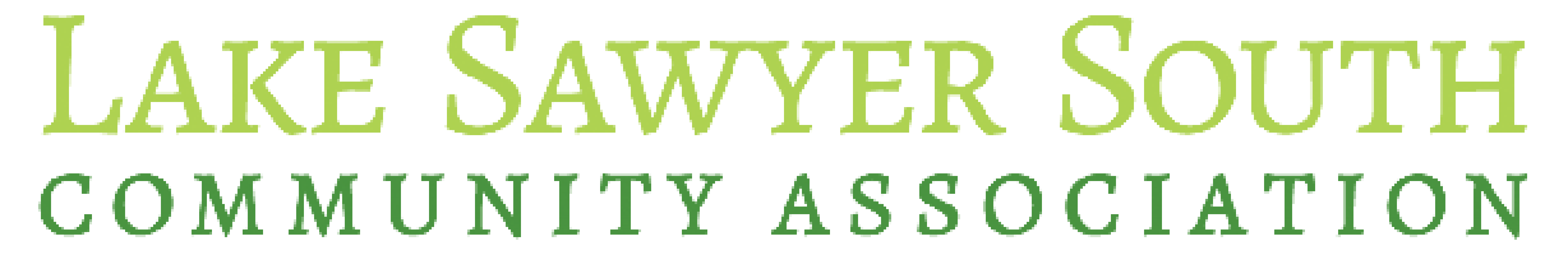 contacts lake sawyer south community association