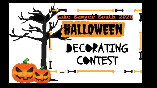 Halloween Decoration Contest Logo