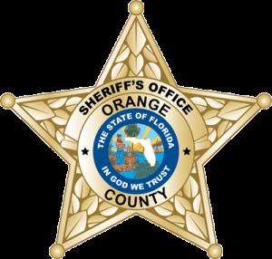 Orange County Sheriff badge