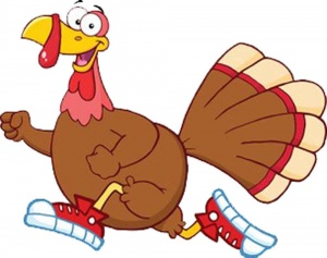 Turkey Trot 5K @ Throughout Berkshire Park neighborhoods